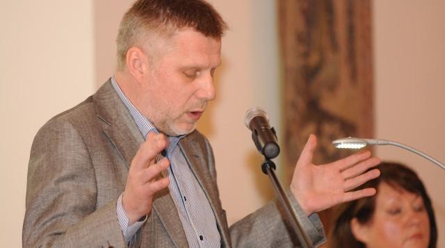 Lietuvos ambasadoskultūros atašė Rusijos Federacijoje Faustas Latėnas atsakė į Pasaulio Lietuvių Bendruomenės klausimus