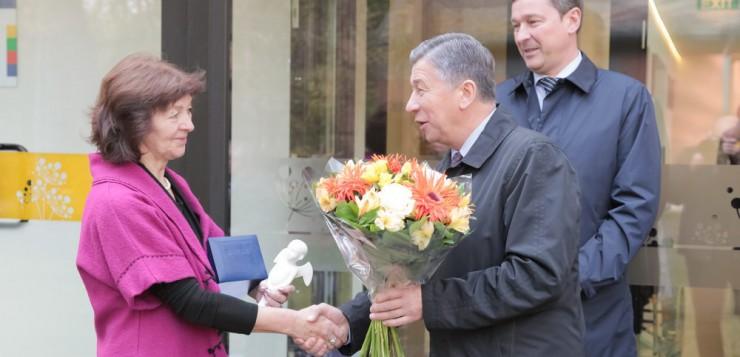 Valakampiuose duris atvėrė pirmieji Vilniaus miesto savivaldybės grupinio gyvenimo namai
