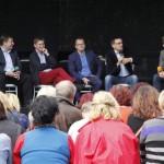 2015 09 05 Vilniaus socialdemokratų sąskrydis prie Ungurio ežero