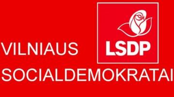 vilniaus_socialdemokratai_logo